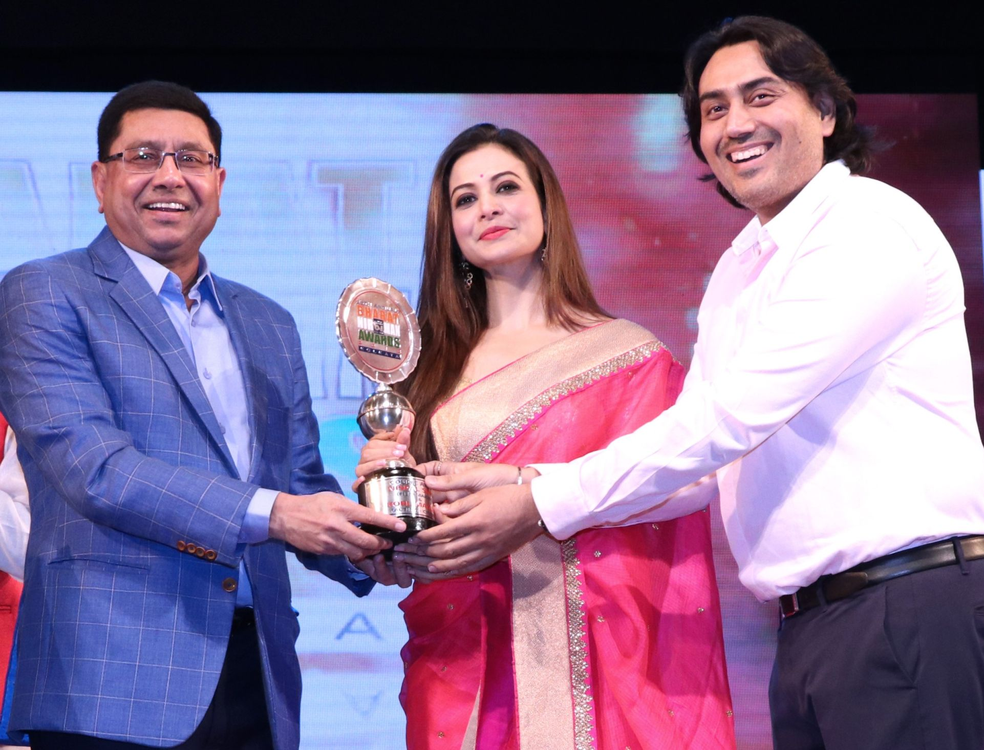 Bharat Nirman Couple Award
