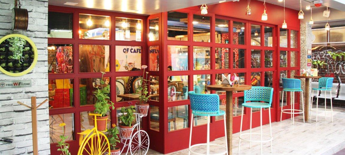 Café ICanFlyy