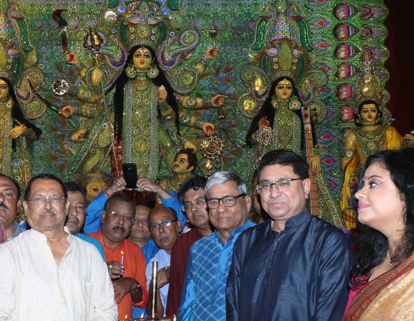 Durga Puja Inaugurartion 2018