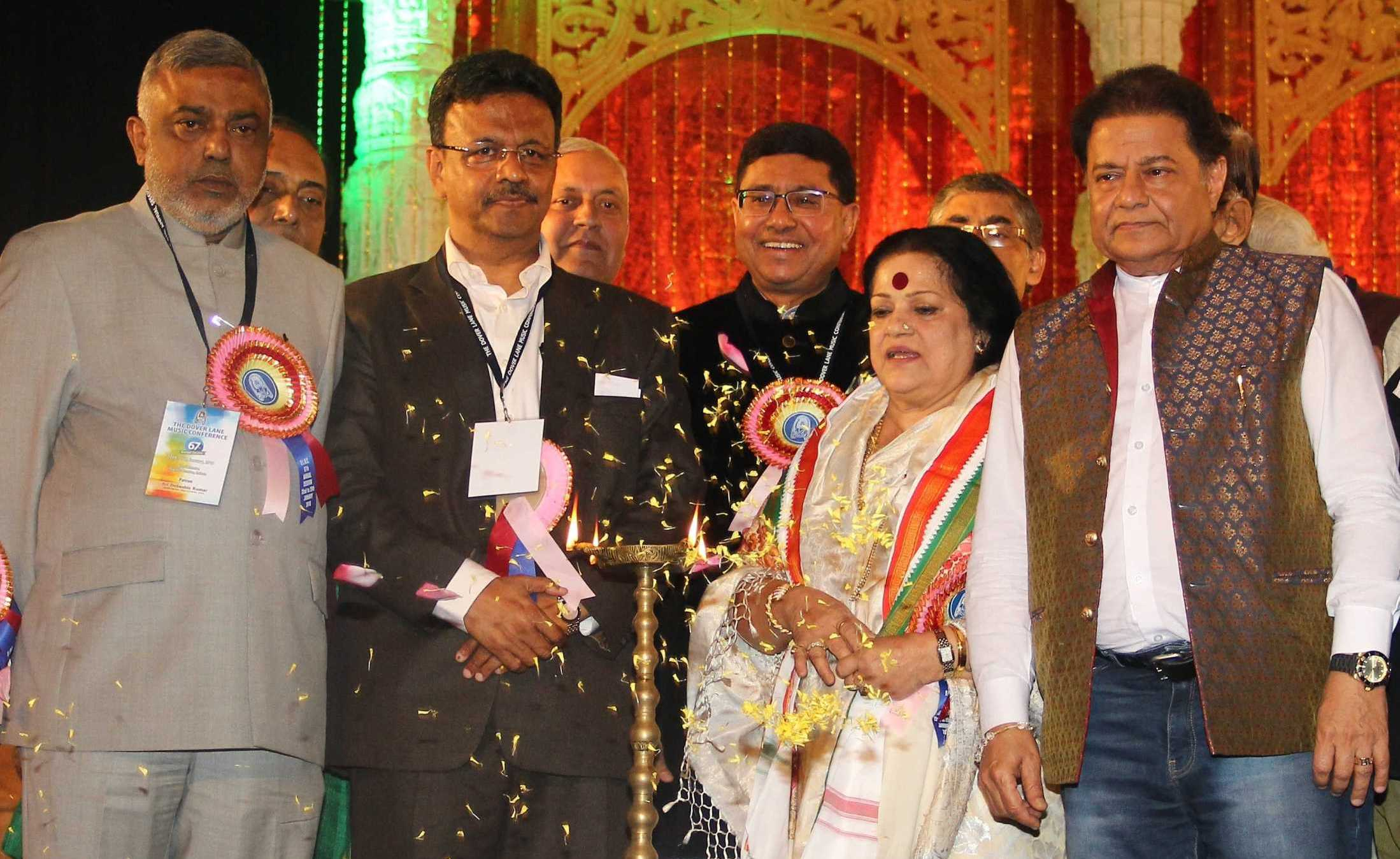 Inauguration of 67th session of Annual Dover Lane Music Conference